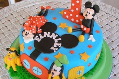 Disney Birthday Cake 2