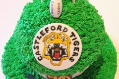Cas Tigers Giant Cupcake